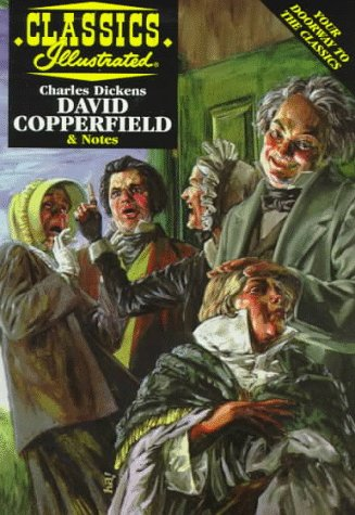 David Copperfield Boyhood by Dickens