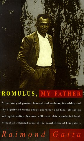 Romulus my father essay