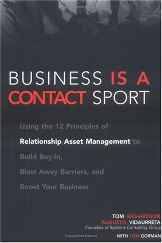 Business is a Contact Sport Tom Richardson