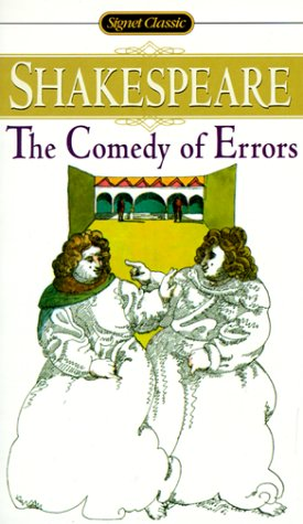 an analysis of literary elements in the comedy of errors by william shakespeare This comedy is probably shakespeare's earliest work the play was first performed at gray's inn on december 28, 1594, as part of the christmas festivities the plot was not original, of course shakespeare, like most other playwrights and authors of that time, based his work on another, earlier work.