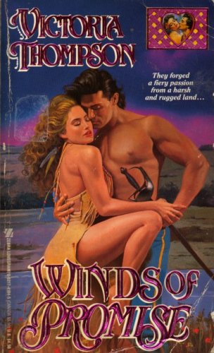 Winds of Promise (The Tates of Texas, #4)  by  Victoria Thompson