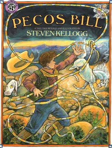 Pecos Bill Story For Kids
