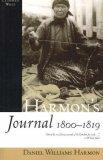 Harmon's Journal: 1810-1819