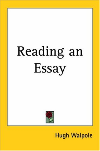 the readers response to the novel essay