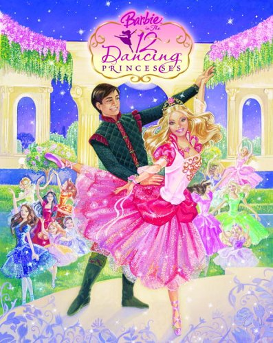 Barbie in the 12 dancing princess picture book by mary - Barbie 12 princesse ...