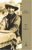 Out of Africa by Karen Blixen