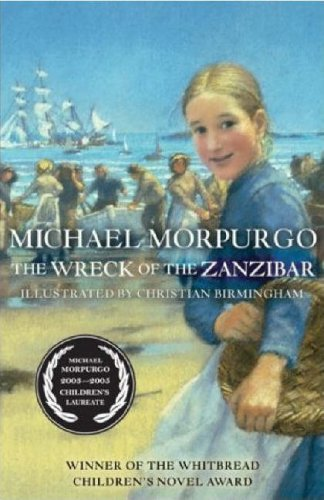 The wreck of the zanzibar book report