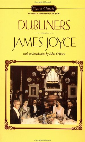 a short review of the dubliners a novel by james joyce