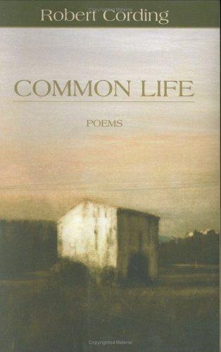 Common Life Robert Cording