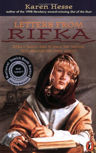 Letters from Rifka by Karen Hesse — Reviews, Discussion, Bookclubs ...