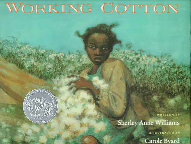 Book Review: Sherley Anne Williams' Working Cotton