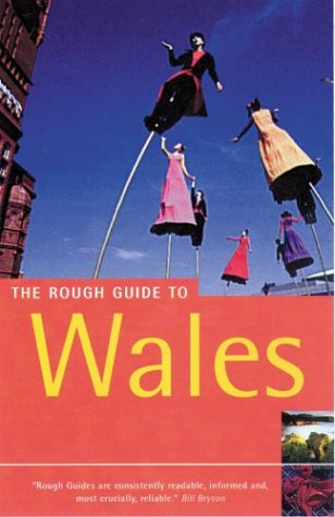 The Rough Guide To Wales  by  Mike Parker