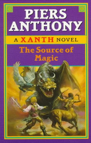 The Source of Magic (Xanth, #2) by Piers Anthony