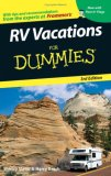 RV Vacations for Dummies [With Post-It Flags] by Shirley Slater