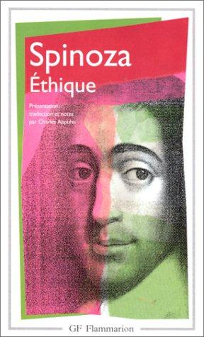 Éthique, démontrée suivant lordre géométrique et divisée en cinq parties  by  Baruch Spinoza