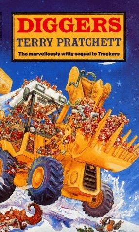 Diggers Bromeliad Trilogy 2