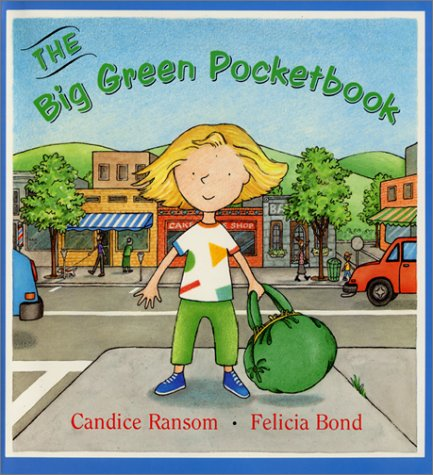 The Big Green Pocketbook Candice Ransom