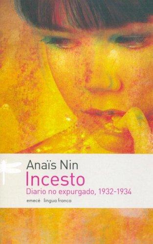 Incesto  by  Anaïs Nin