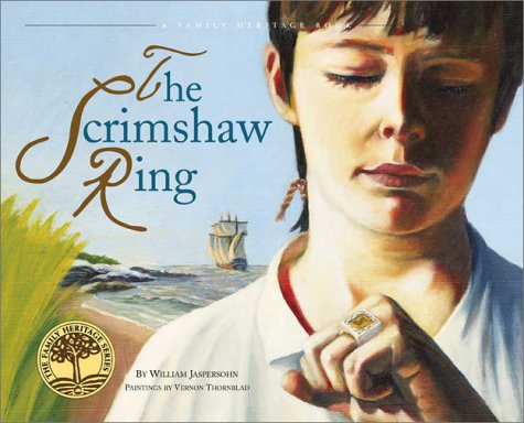 The Scrimshaw Ring  by  William Jaspersohn
