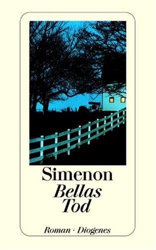 Bellas Tod  by  Georges Simenon