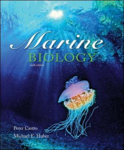 Marine Biology by Peter Castro — Reviews, Discussion ...