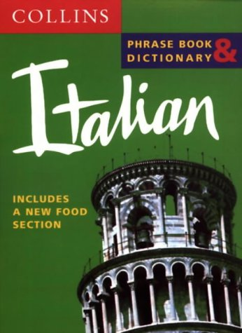 Collins Italian Phrase Book & Dictionary Collins Publishers