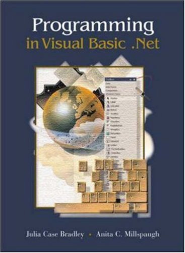 Programming In Visual Basic .Net Julia Case Bradley