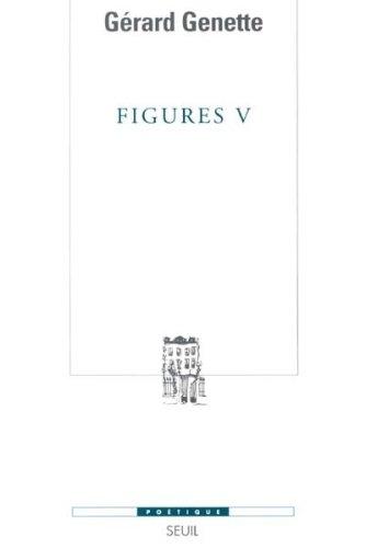 Figures V  by  Gérard Genette