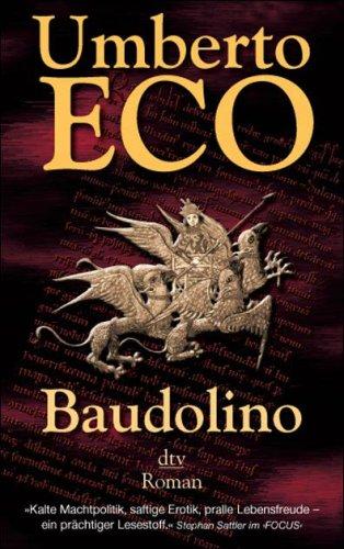 Baudolino. Roman. Umberto Eco