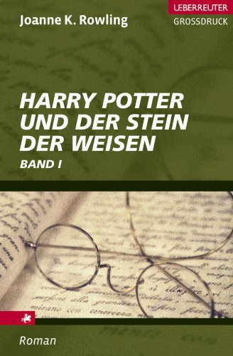 Harry Potter und der Stein der Weisen (Harry Potter, #1)