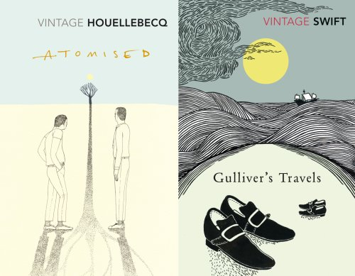 Gulliver's Travels / Atomised By Michel Houellebecq