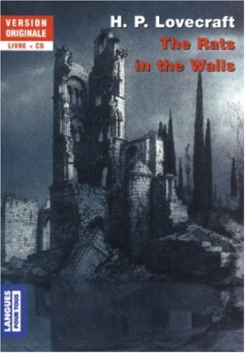 Classic Book Cover Zone : The rats in walls by h p lovecraft — reviews