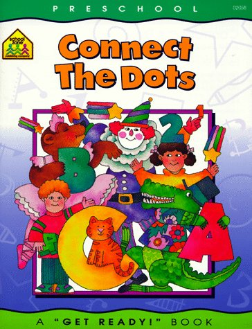Connect The Dots (Get Ready Books) Barbara Gregorich