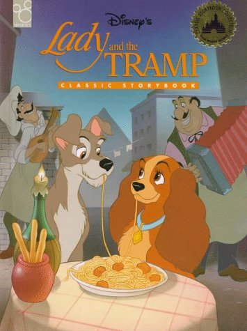 Disney S Lady And The Tramp Classic Storybook By Jamie