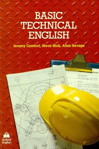 Basic Technical English Students Book Jeremy Comfort