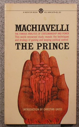 an analysis of the prince a political book by niccolo machiavelli Machiavelli's the prince: some have described the book as a political satire machiavelli's book was considered groundbreaking when it was first published.