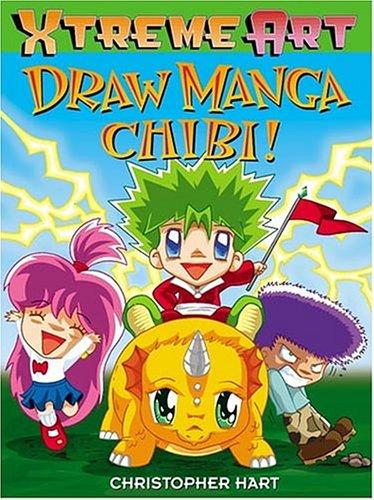 Draw Manga Chibi!  by  Christopher Hart