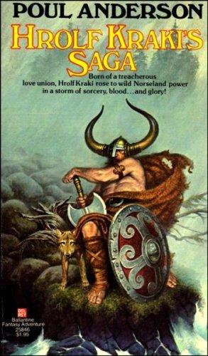 La saga de Hrolf Kraki - Poul Anderson - Heroic Fantasy