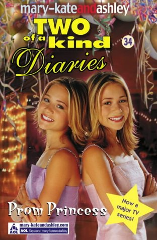 Prom Princess (Two of a Kind Diaries, #34) Diana G. Gallagher