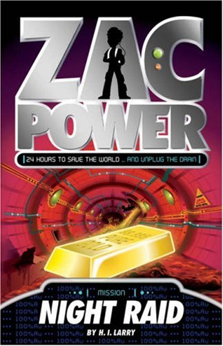 zac power book report Zac power is an australian children's book series by a team of writers under the corporate pseudonym h i larry the series is based upon the adventures of zac power.