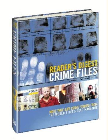 Crime Files Readers Digest Association