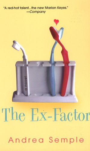 #BookReview: The Factor-Ex by Andrea Semple