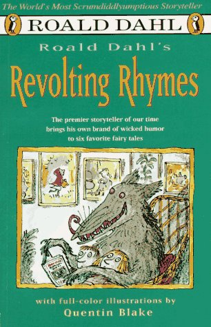 Book Review: Roald Dahl's Revolting Rhymes