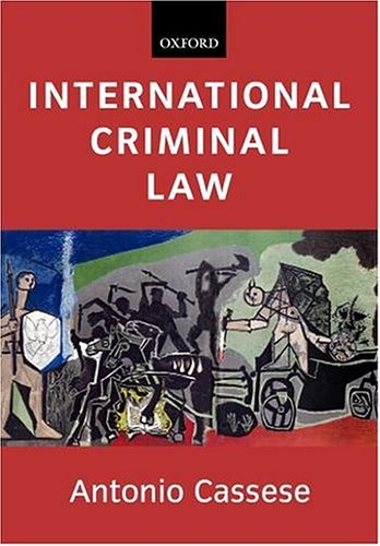 international criminal law coursework