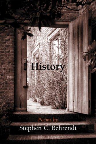 History: Poems Stephen C. Behrendt