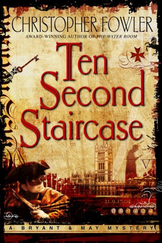 Book Review: Christopher Fowler's Ten Second Staircase