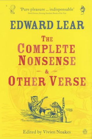 essays on edward lear and nonsense