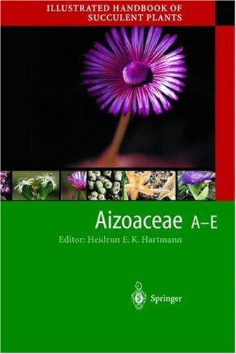 Illustrated Handbook Of Succulent Plants  by  M. Struck-Gerbaulet