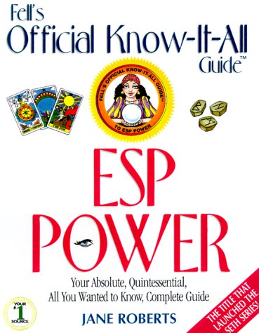 how to develop your esp power jane roberts pdf