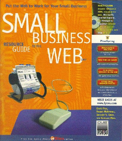 Small Business Resource Guide to the Web 1997: With CDROM  by  David Peal